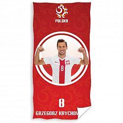 TipTrade Osuška Polska Krychowiak, 70 x 140 cm