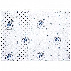 Trade Concept Prostírání Elegant puntík modrá, 33 x 45 cm