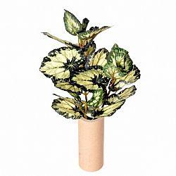 Umělá begonie, 45 cm, HTH