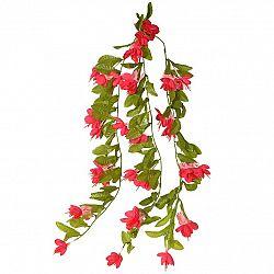 Umělá Fuchsie růžová, 60 cm