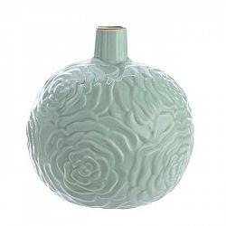 Váza Flowers zelená, 11,5 cm