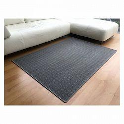 Vopi Kusový koberec Valencia šedá, 140 x 200 cm