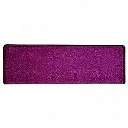 VOPI Nášlap na schody Eton obdelník fialová, 24 x 65 cm