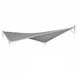 Blumfeldt Sombra, pergola, náhradní střecha, 180 g/cm², polyester, příslušenství, šedá