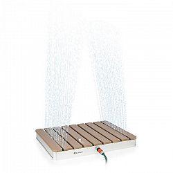 Blumfeldt Sumatra Breeze, SQ, zahradní sprcha, WPC, hliník, 70x55, hranatá