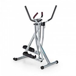 Capital Sports Air-Walker, Crosswalker Crosstrainer, černo-stříbrná barva