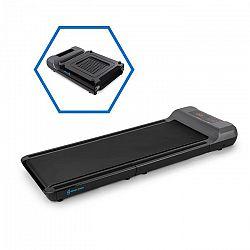 Capital Sports Compact Space, běžecký pás, 151 x 16 x 64 cm (Š x V x H), 1,5 HP, skládací, černý