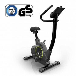 Capital Sports Evo Air, domácí trenažér, setrvačná hmotnost 12 kg, řemenový pohon, černý