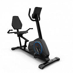 Capital Sports Evo Air Pro, domácí cyklo trenažér, 12kg setrvačná hmotnost, PulseControl, černý