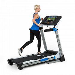 Capital Sports Pacemaker X60, běžecký pás, 2,5 / 6,5 PS, puls, LCD, černo-bílý