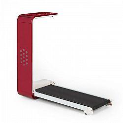 KLARFIT Home Runtasy, běžecký pás, domácí posilovací stroj, LED displej, bluetooth, sklopný, červený