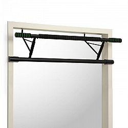KLARFIT In-door závěsná hrazda na shyby, 130 KG, EVA - pads, ocel, černá