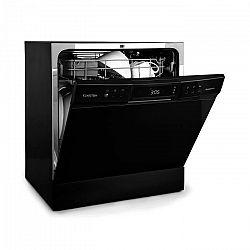 Klarstein Amazonia 8 Neo, myčka nádobí, 8 programů, LED displej, černá