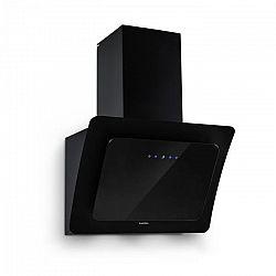 Klarstein Arianna, odsavač par, 60 cm, 560 m³/h, dotykový ovládací panel, energetická třída A+, černý