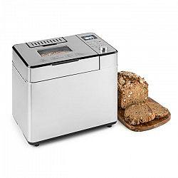 Klarstein Brotilda Family, automatická pekárna, 14 programů, LCD displej, ušlechtilá ocel