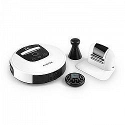 Klarstein Cleanhero, robotický vysavač, automatický, dálkové ovládání, bílý