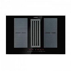 Klarstein Full House Down Air System, indukční varná deska + digestoř, černá