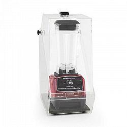Klarstein Herakles 2G, červený, stolní mixér s krytem, 1200 W, 1,6 k, 2 litry, bez BPA