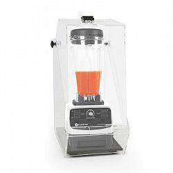 Klarstein Herakles 3G, bílý, stolní mixér s krytem, 1500 W, 2,0 k, 2 litry, bez BPA
