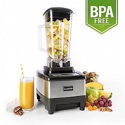 Klarstein Herakles-4G-B, 1500 W, 2 l, stolní mixér, černý, green smoothie, bez BPA