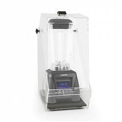 Klarstein Herakles 8G, černý, stolní mixér, s krytem, 1800 W, 2,4 k, 2 litry, bez BPA