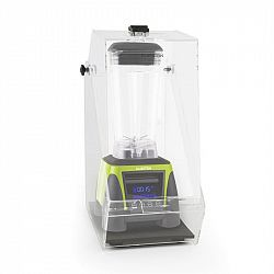 Klarstein Herakles 8G, zelený, stolní mixér, s krytem, 1800 W, 2,4 k, 2 litry, bez BPA