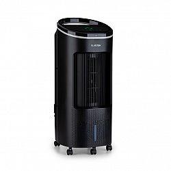 Klarstein IceWind Plus, 4 v 1 ochlazovač vzduchu, ventilátor, zvlhčovač vzduchu, čistič vzduchu, 330 m³/h, 49 W, 7 litrů, 4 rychlosti, oscilace, ionizátor, časovač, dálkové ovládání, mobilní