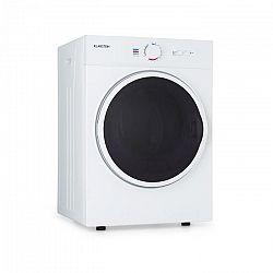 Klarstein Jet Set, sušička prádla, kondenzátorová sušička, 1020 W, energetická třída C, 3 kg, 50 cm, bílá