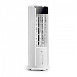 Klarstein Skyscraper Horizon, chladič vzduchu, ventilátor, 60 W, 486m³/h, 3,5l vodní nádrž, bílý