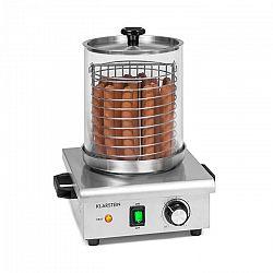 Klarstein Wurstfabrik Pro 450, hotdogovač, 450 W, 5l, 30 - 100°C, sklo, ušlechtilá ocel