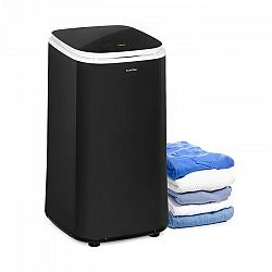 Klarstein Zap Dry, sušička prádla, 820 W, 50l, dotykový ovládací panel, LED display, černá