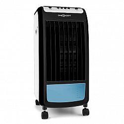 OneConcept Carribean Blue, 70W, chladič vzduchu, osvěžovač vzduchu, ventilátor, bílý/černý