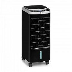 OneConcept Freshboxx Pro, ochlazovač vzduchu, 3v1, 65W, u 966 m³/h , 3 stupně proudění vzduchu, černý