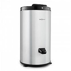 OneConcept MNW3-WS-3500, ždímačka prádla, 6 kg, 2800 ot/min., nerezová ocel, stříbrná
