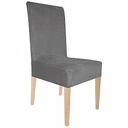 Povlak Na Židli Henry, 40/65/45cm, Antracitová