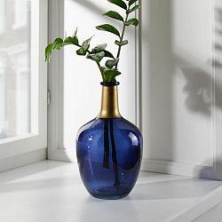 Váza V Modré Cca 26 Cm 'tabea'