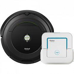 iRobot Roomba 696 + Braava jet 240 - Set