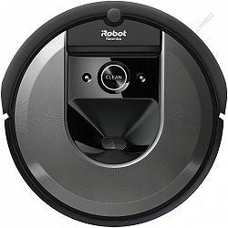 iRobot Roomba i7 grey WiFi - Robotický vysavač