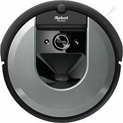 iRobot Roomba i7 silver WiFi - Robotický vysavač