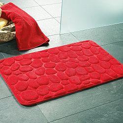 Koupelnová předložka London červená 50x80 cm červená