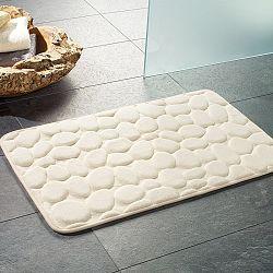 Koupelnová předložka London ecru 50x80 cm ecru