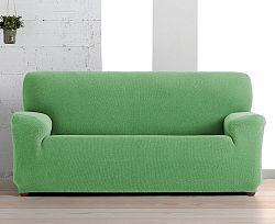 Potah na trojkřeslo Creta zelený 180- 230 cm zelená