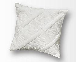 Povlak na polštář Dorra béžový 40x40 cm bavlna
