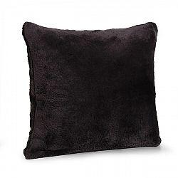 Povlak na polštářek Kašmír tmavě šedý 40x40 cm polyester