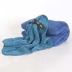 Sada ručníků a mýdla Tek Towel Wash Kit ručník: 1ks 40x80 cm, žínka: 1ks 30x30 cm, mýdlo: 40 ml Wilderness Wash Set