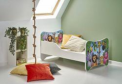 Dětská postel HAPPY JUNGLE Halmar