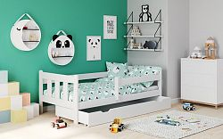 Dětská postel se zásuvkou MARINELLA 160x80 cm Halmar Bílá