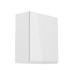 Horní skříňka AURORA G602F Tempo Kondela Bílá