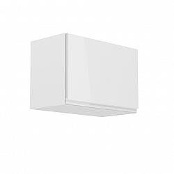Horní skříňka AURORA G60K Tempo Kondela Bílá