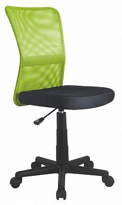 Dětská židle Diego, zelená